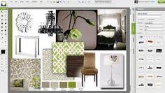 interior design presentation board - Google Search