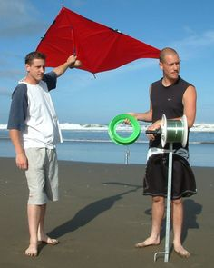 kite fishing | ... kite fishing kit ideally suited to west coast fishing conditions
