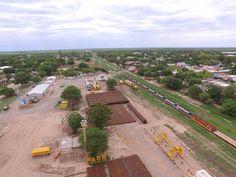 CRÓNICA FERROVIARIA: Línea Belgrano: Comienzan las obras de renovación ...