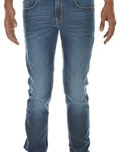 London-Jeans-Mens-Slim-Fit-stretchable-jeans-dark-Blue-0