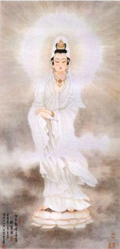 Quan Yin Buda de la Compasión