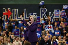 Hillary Clinton Raises Her Voice, and a Debate Over Speech and Sexism Rages - The New York Times
