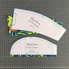 Free Scrub Hat Pattern and Tutorial – Dhurata Davies Scrubs Pattern, Scrub Hat Patterns, Hat Patterns To Sew, Sewing Patterns Free, Henna Patterns, Free Sewing, Sewing Hacks, Sewing Tutorials, Sewing Projects
