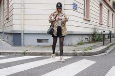 Usage quotidien de la mode: Sneakers Chicago by Serafini