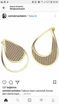 Sterling Silver Cuff Bracelet, Gold Necklace, Best Jewellery Design, Bangles, Bracelets, Gold Rings, Rose Gold, Jewels, Metal