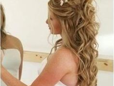 Bridal Hairstyles For Long Hair | Wedding Blog Ideas and Tips