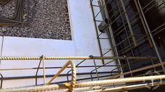 Saarni³: Perustukset nousee vauhdilla, katso videot! Ladder, Stairway, Ladders, Stairs