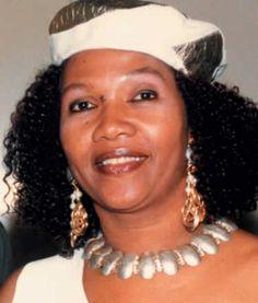The legendary Marcia Griffths