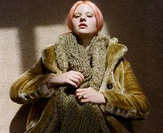 Butter Me Up Faux Fur Jacket, Fuzz Word Coat & Julia Knit Scarf #nastygal #editorial #fallfashion