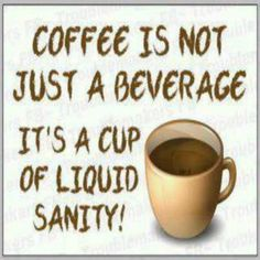 All I need is a little liquid sanity☕ #coffeebreak #coffeetime #LowMaintenance (scheduled via http://www.tailwindapp.com?utm_source=pinterest&utm_medium=twpin&utm_content=post108177743&utm_campaign=scheduler_attribution)