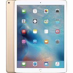 New Apple iPad Pro 128GB Wi-Fi 9.7in - Gold (Latest Model Sealed)