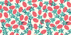 Abacaxi Pop Nude/Pop Nude Pineapple    #estampa #print #pattern #colorful #cores #beautiful #passaros #abacaxi #pineapple #fruits #fruta #pop