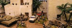 Miniatures from Peter Pig and Old Glory