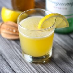 Bees Knees- Cocktail #lemon #dan330 http://livedan330.com/2015/05/29/the-bees-knees-with-honey-simple-syrup/