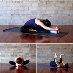 : Relaxing Hip Opener Sequence: Got tight hips from running, biking, or sitting at a desk all day?