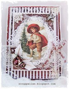 ScrappEllen: Julen handler ikke om pakker..