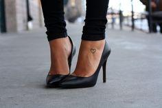 Heart tatoo