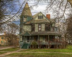 One of the Cool Old Homes in the Stuart Historic Neighborhood