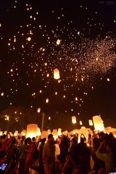 Loy Krathong festiva