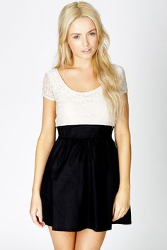 My other new dress £10 from Boohoo.com