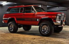 Badass old jeep Jeep Wagoneer, Jeep Xj, Jeep Wrangler Lifted, Jeep Pickup, Jeep Truck, Lifted Jeeps, Jeep Wranglers, Dodge Trucks, Pickup Trucks