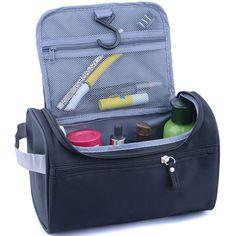 $5.80 (Buy here: https://alitems.com/g/1e8d114494ebda23ff8b16525dc3e8/?i=5&ulp=https%3A%2F%2Fwww.aliexpress.com%2Fitem%2FWaterproof-Men-Hanging-Makeup-Bag-Nylon-Travel-Organizer-Cosmetic-Bag-for-Women-Large-Necessaries-Make-Up%2F32782884512.html ) New Women and men Large Waterproof Makeup bag Nylon Travel Cosmetic Bag Organizer Case Necessaries Make Up Wash Toiletry Bag for just $5.80