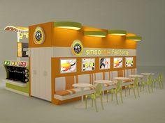 burger stall business plan