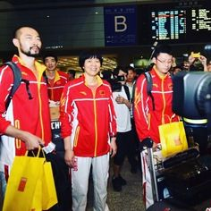 China women's volleyball team back to homeland   #volleyball #China #gold #rio #olympic #rio2016 #messi #Ronaldo #Ricardo #neymarjr #DavidLuiz #luiz #RobertoCarlos #carlos #cbf #fcb #mufc #manchester #chelsea #fc #bayern #bayernmunich #realmadrid #madrid #atm #milano #acmilan #milan #ball #Baloncesto