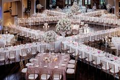 X Seating Arrangement with Chiavari Chairs - Honored to have helped 'sweeten' the day!