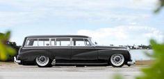 Lowered 1956 300C Wagon by Binz (Chop).