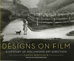 Designs on Film: A Century of Hollywood Art Direction. Cathy Whitlock. http://designsonfilm.com/Designs_on_Film/Welcome.html    http://www.barnesandnoble.com/w/designs-on-film-cathy-whitlock/1020349556?ean=9780060881221    #Schumacher