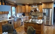 We recently outfitted this Idaho dream home with our cove heaters and quartz heaters.  www.heatinggreen.com