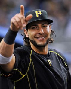 How could I ever forget Mikey? Michael Morse, now with the Pirates