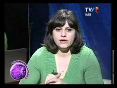 Niculina Gheorghita la Dimensiunea a 4 a, TVR Iasi, 12 feb 2012
