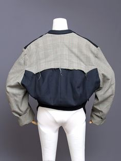 Christopher Nemeth jacket, early 1980s.