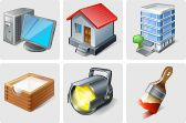 Vista Artistic by Lokas Software Stock Icon, Icon Set, Software