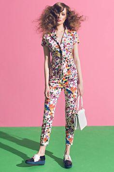 Tanya Katysheva by Pablo Estévez  amp  Javier Belloso in Shades of Summer  for Fashion Gone 4312b1f516763