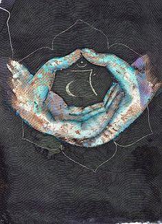 Tilly Campbell-Allen - Svadhisthana - sacral chakra mudra