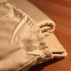 Essentia organic cotton natural bed sheets