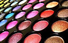 Quais as cores de sombra na moda 2012