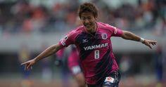 Late strike from Yoichiro Kakitani sends Cerezo Osaka past Albirex Niigata - Yoichiro Kakitani  柿谷 曜一朗