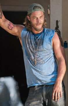 travis fimmel | Travis Fimmel in The Baytown Disco (2012) Movie Image ...