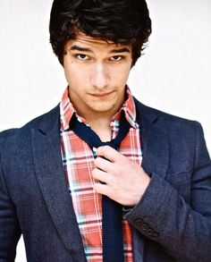 Tyler Posey...you be lookin' fine!