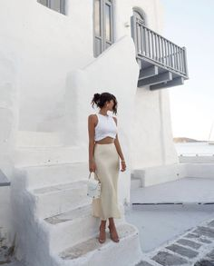 Greece, you are my favourite 🇬🇷 Mode Outfits, Fashion Outfits, Europe Outfits, Fashion 2018, Elegantes Outfit Frau, Greece Outfit, Outfits For Greece, Hawaii Outfits, Cancun Outfits