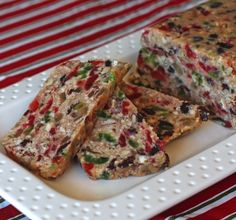 Icebox Fruit Cake - Not your typical fruit cake. This cake is more of a candy than a cake, and is easy and delicious!
