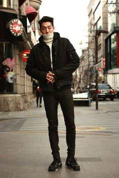 Superb awesome Korean Street Fashion by www.globalfashion… The post awesome Korean Street Fashion by www.globalfashion…… appeared first on Fashion . Korean Street Fashion, Asian Men Fashion, Korean Fashion Winter, Korean Fashion Trends, Fashion For Men, Korean Winter, Cool Street Fashion, Fashion 90s, Korea Fashion
