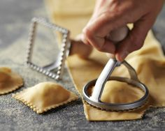 Ravioli Stamp cuts and seals at the same time!! Might be something we could use - @Mary Ann Price