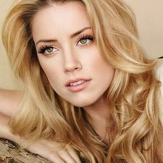 #amberheard #greeneyes #photoshoot #gorgeous #goddess #perfect #naturalbeauty #blondehair @amberheard