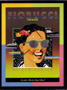 The classic shades - the wonderful now vintage FIORUCCI ! fiorucci_the_book_cover