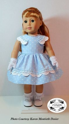"Sunday Best 18"" Doll Clothes"